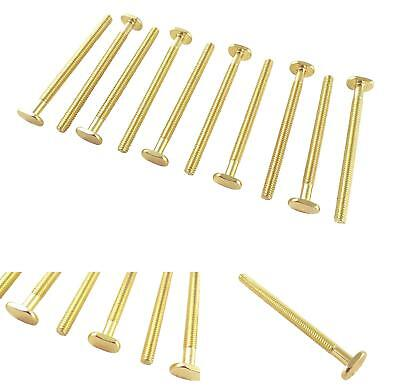 """Lot of 10 each Sliding Tee Bolts with 1/4 20 Threads 3 1/2"""" Long for Jigs and T"""