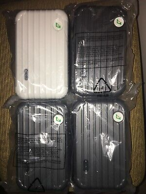 Eva Air RIMOWA polycarbonate amenity kit