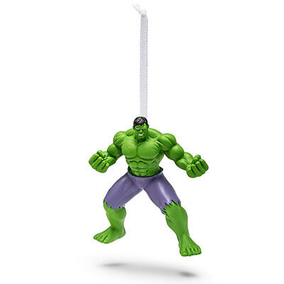Hallmark Christmas Marvel Ornament Figurine - The Incredible Hulk - New In Box
