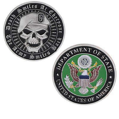 American Army Commemorative Challenge Coin Collection Art Gifts Alloy Souvenir