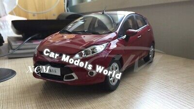 Car Model Old Ford Focus 1 18 Red Small Gift 88 00