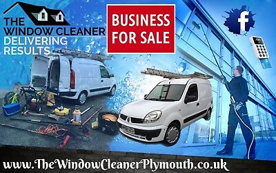 Perfect First Business Or Add On Business. Window Cleaning pressure Washing