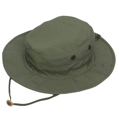 Nyco Ripstop TRU-SPEC 3361 ATACS FG Camo Boonie Hat FREE SHIPPING
