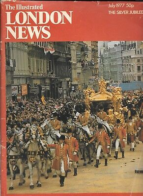 The Illustrated London News July 1977 'The Silver Jubilee'