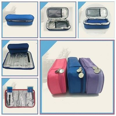 Insulin Pen Case Cooling Protector Bag Pouch Cooler Travel Diabetic Pocket Mall