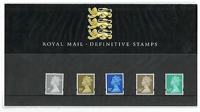 GB 1999 Machin 7p - 64p Definitives Presentation Pack No. 44 VGC stamps