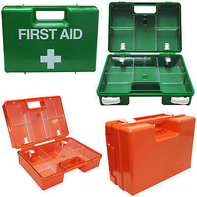 Steroplast Deluxe Premium Perspex Clear Protector Tray Cover Empty First Aid Kit