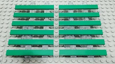 part# 4162 LEGO lot of 24 WHITE 1x8 TILES /& more colors available no studs