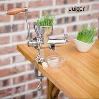 304 Stainless Steel Bar Hand Press Juicer Hand Manual Juicer Juice Extractor