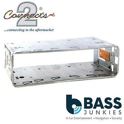 CT26CL02 CLARION REPLACEMENT CAR STEREO RADIO METAL BRACKET FITTI NG CAGE