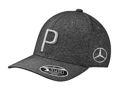 Original Mercedes-Benz Golf Cap Basecap Herren by PUMA schwarz B66450285