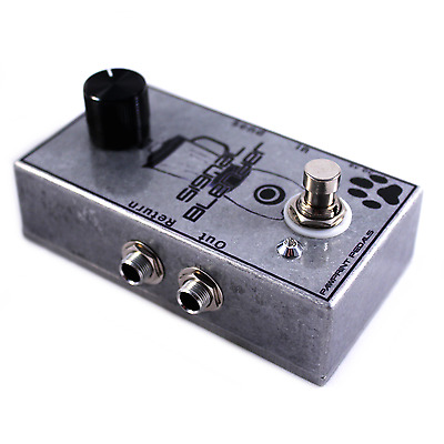 CHANNEL SELECTOR BLENDER ABY SWITCH SPLITTER MIXER GUITAR BASS VOX AC15C1 AC30C2