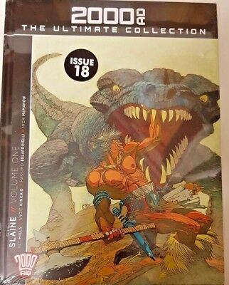 2000 AD The Ultimate Collection # 18 = SLAIN = VOL 2