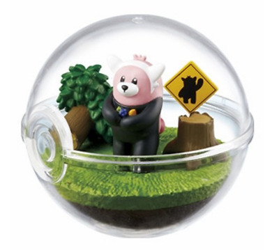 Pokemon Terrarium Collection EX Alola collection Bewear Japan Re-Ment