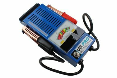 US PRO 6v-12v 100 Amp Battery Load & Charging System Tester Car/Van Battery 7015