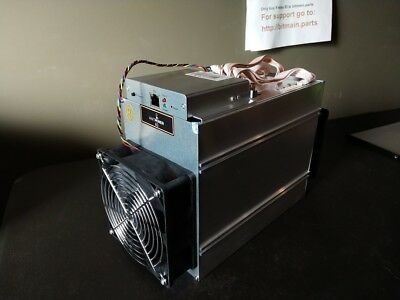 New Antminer A3 815GH/s SIAcoin Miner - plus 1 x $350 bitmain coupon