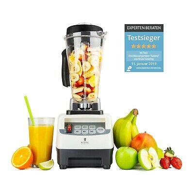 High-Performance Blender Katana Smoothie Blender Mixer Countertop 1500W 38000rpm