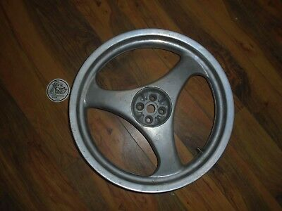 "1995 BMW K1100 REAR WHEEL RIM  3"" x 17"""