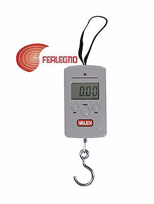 Dynamometer Digital Balance Catch Weighs Suitcase Suitcases 40Kg 1870009 Valex
