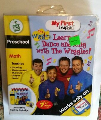 My First LeapPad  (Leap Frog)The Wiggles Learn, Dance, and Sing with the Wiggles