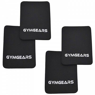 Griffpolster Grip Pads Fitness Griff Pad Griffhilfe Bodybulding Training 3mm