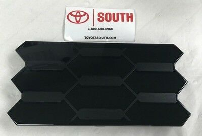 2018 Toyota Tacoma Radiator Grille Garnish Genuine Toyota OEM 53141-35060