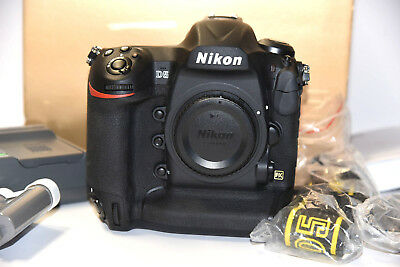 Nikon D D5 20.8MP Digital SLR Camera (Body Only) With XQD Card Slot