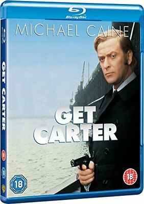GET CARTER (1971) Michael Caine Blu-Ray BRAND NEW Free Shipping - USA Compatible