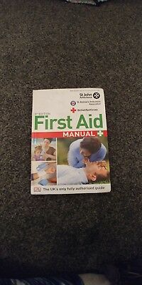 first aid manual 9th edition st john ambulance british red cross rh picclick co uk first aid manual 9th edition pdf first aid manual 10th edition ebay