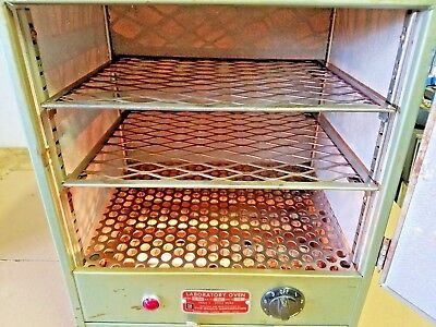 Grieve Laboratory Industrial Oven LO-200C Benchtop 115v