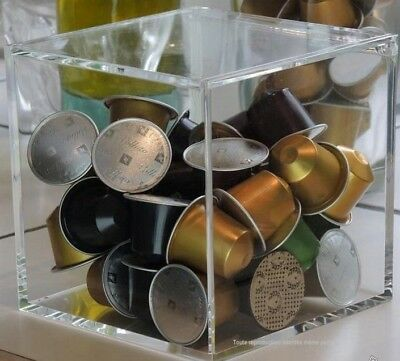 Charmant Nespresso VIEW Cube   Capsule Storage For Coffee Pods   With Presentation  Box