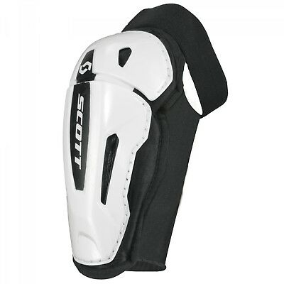 SCOTT Elbow Guards Commander Motocross Downholl Ellbogenprotektor black