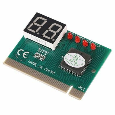 PC Tester Motherboard Lyzer Checker Power On Self Test Card For PC Laptop