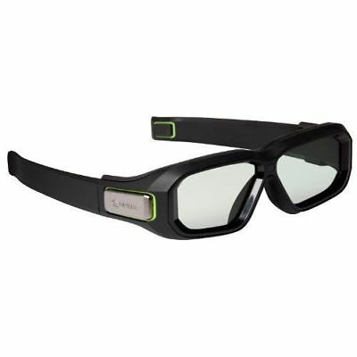 NVIDIA 3D Vision 2 Wireless Glasses Model: P1431 5V 20mA Black
