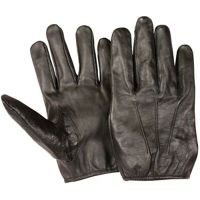 Tactical, Police, Military,  Leather Law Enforcement Gloves  Size XL