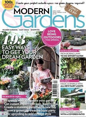 Modern Gardens Magazine #25 (Brand New Back Issue)