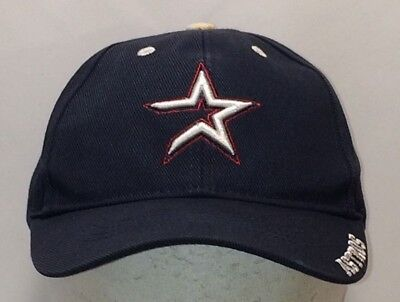 Houston Astros Hat Youth MLB Baseball Cap Navy Blue Sports Kids Hats T89  A8171 8f487ced1352