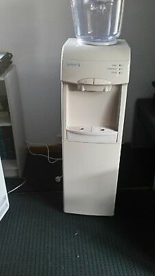 Water Cooler Dispenser With Filter and under fridge Standing brand new cartridge