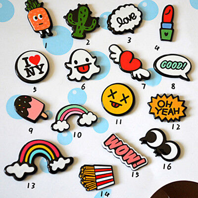 10pcs Mixed Design Resin Cabochon Flatback Cartoon DIY Craft Decoration