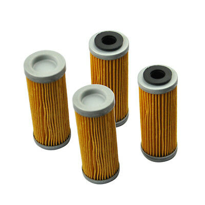 4x Oil Filter For KTM 400 EXC  08-11 400 XC-W  08-10 450 EXC-R 08 450 EXC 09-11