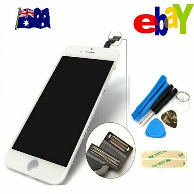 """For White iPhone 6 Plus (6+)5.5"""" LCD Touch Screen Digitizer Assembly Replacement"""