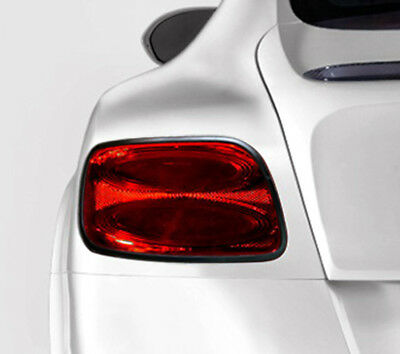 Bentley Continental GT 2D 2012~2013 Black frame bezel for Tail lights