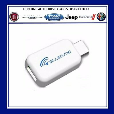 Fiat & Alfa Blue and Me USB Adaptor  For Apple iPhone/iPod 71805430 New Genuine