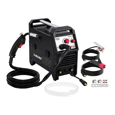 COMBINED WELDER MIG MAG MMA FCAW COMBI WELDING DEVICE MOBILE 4in1 MULTI FUNCTION