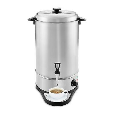 Hot Water Urn Large Hot Water Dispenser Stainless Steel 26 Litres 2200W With Tap