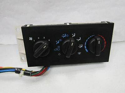 FUSION PRE FACELIFT 02-06 HEATER A//C  CONTROLS COMPLETE FORD FIESTA MK5
