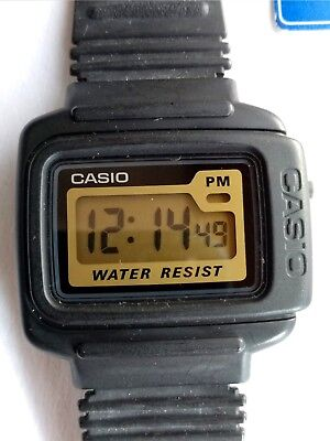 Casio nf10 nf-10 1070 nf-10-1A NOS (nuevo de stock antiguo) (new old stock) 90's