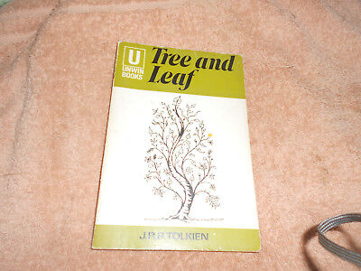 Tree and Leaf by J. R. R. Tolkien (Paperback, 1972)