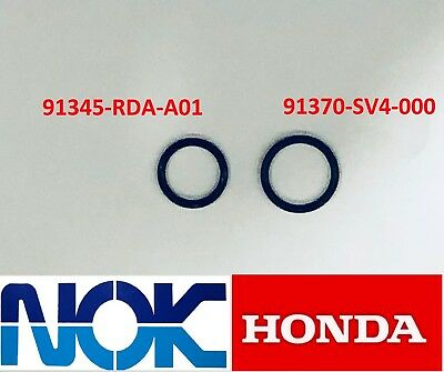 Honda Power Steering O-ring Set Civic Accord CRV 91345-RDA-A01 / 91370-SV4-000