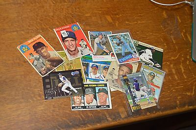 Baseball Card lot 100 Cards ranging from 1950's to 2000's